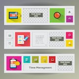 Time menegment. Royalty Free Stock Photography