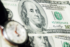 Time is Money. Royalty Free Stock Images