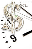 Time is money. Business metaphor Stock Photo