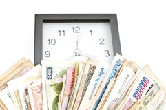 Time for money Stock Photography