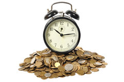 Time is Money Stock Photography