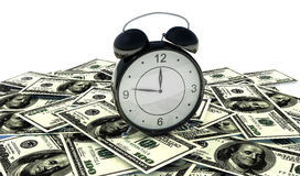 Time - money Royalty Free Stock Image