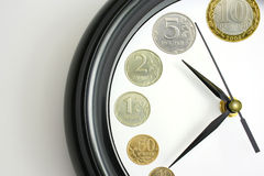Time-money Stock Photography