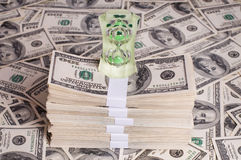 Time-money Royalty Free Stock Photography