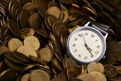 Time is money Stock Photos