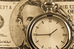 Time is Money. Investment Concept Stock Photos