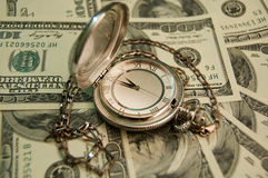 Time is money Stock Images