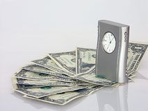 Time is money 2 stock photography