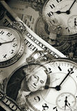 Time is Money. Conceptual for financial sector Stock Photos