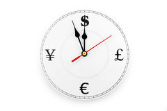 Time is money Royalty Free Stock Photography