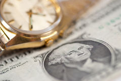 Time is money Royalty Free Stock Images