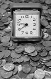 Time & money Stock Image