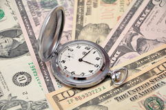 Time is money. Stock Images