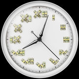 Time_is_money_3 Foto de Stock Royalty Free