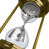 Time and money Stock Photography