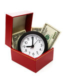 Time is money Royalty Free Stock Photos