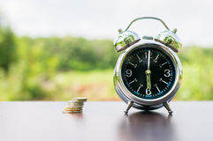 Time is money Royalty Free Stock Image