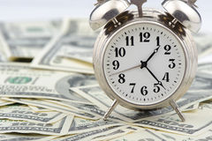 Time - money. Business concept. Royalty Free Stock Image