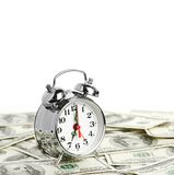 Time - money. Business concept Royalty Free Stock Photography