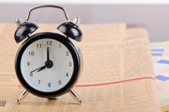 Time is money. Business concept Royalty Free Stock Photography