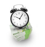 Time is money.Business concept Stock Photo