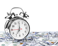 Time - money. Business concept Royalty Free Stock Image