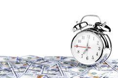 Time - money. Business concept Stock Photos