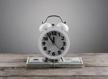 Time  money business concept Stock Photo