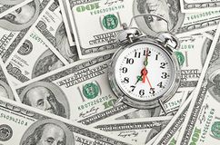 Time - money. Business concept Stock Image