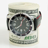 Time is money! Stock Photos
