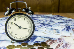 Time is money Stock Photo