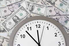 Time is money Stock Image