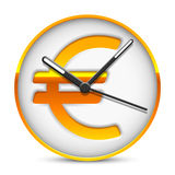 Time is money. Stock Image