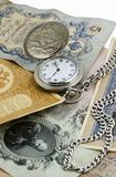 Time is money, concept Royalty Free Stock Photos