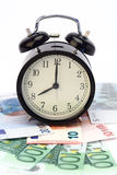 Time for money concept Royalty Free Stock Photo