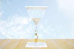 Time is a money concept Royalty Free Stock Photo