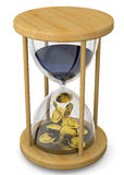 Time is Money Concept - 3D Stock Image