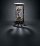 Time is money concept illustration royalty free illustration