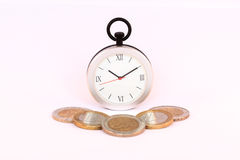 Time = money Royalty Free Stock Images