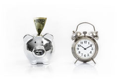 Time Money Stock Photos