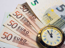 Time is money 5 Stock Image