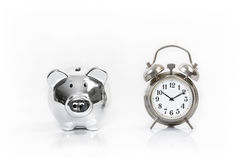 Time Money Royalty Free Stock Image