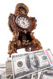 Time is Money, Wealth Stock Photo