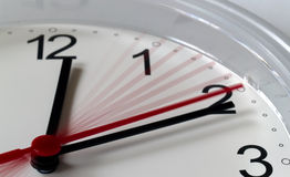 Time Never Stop Royalty Free Stock Photo