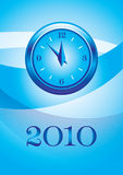Time for new year Royalty Free Stock Photo