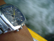 Time by the Nile Stock Image