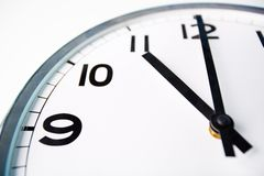 Time o'clock Stock Photos
