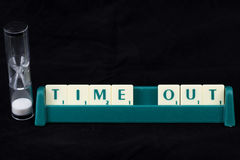 Time out Royalty Free Stock Images
