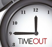 Time out Royalty Free Stock Photography