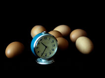 Time of ovulation Stock Photo